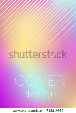 abstract cover minimal trendy