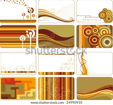 business cards backgrounds. usiness cards