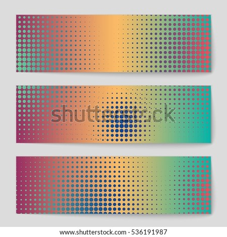 Abstract creative concept vector comics pop art style blank layout template with clouds beams and isolated dots pattern on background. For sale banner, empty bubble, illustration comic book design. #536191987