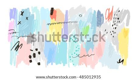 abstract creative header