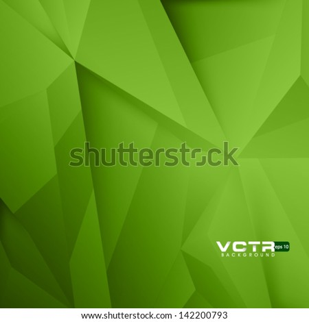 abstract crystallized background