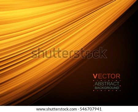 abstract curve smooth silk