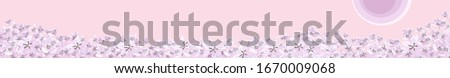 abstract cute pink floral full