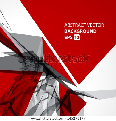 abstract 3d geometric lines