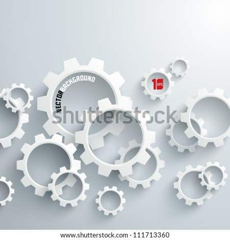 Abstract 3D Geometrical Design