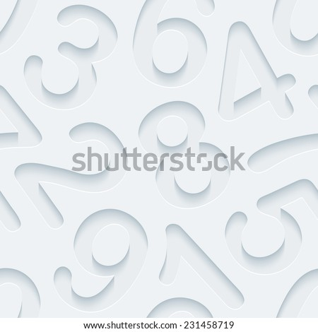 abstract 3d seamless background