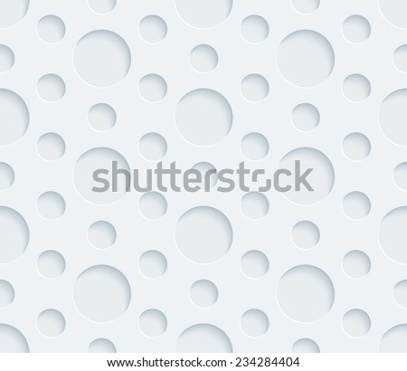 stock vector abstract d seamless background vector eps pattern see others in a perforated paper set 234284404 - Каталог — Фотообои «3D Текстуры»