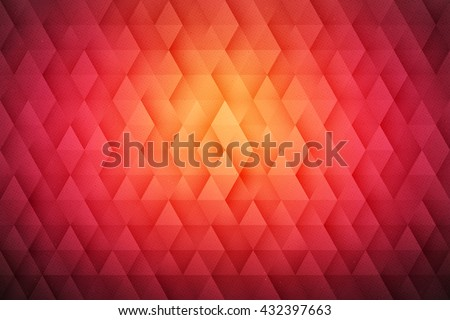 abstract 3d vector geometrical