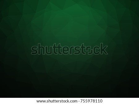 stock-vector-abstract-dark-green-geometric-polygon-background-vector-eps