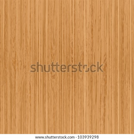 Abstract decorative striped textured wooden background. Vector.