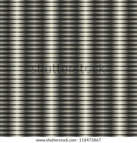 Abstract decorative textured striped background. Seamless pattern. Vector.