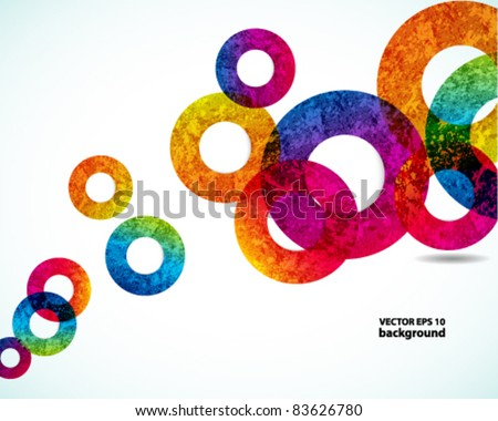 abstract design background. vector