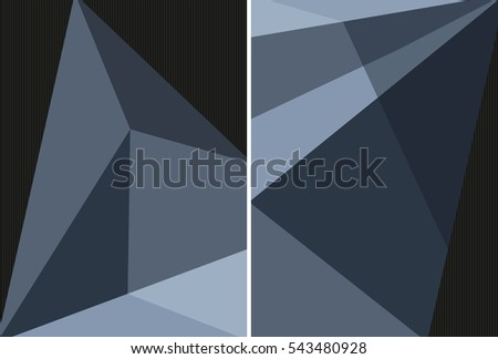 Abstract design for background illustration