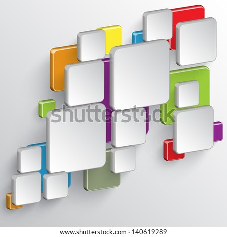 Abstract design template