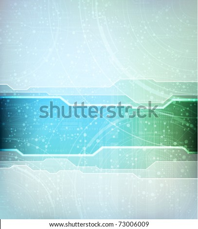 abstract design vector banner