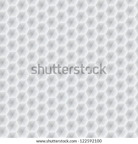 Abstract design - vector pattern with hexagonal dimples