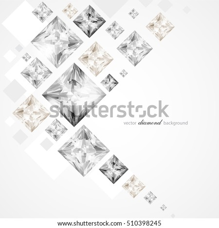 stock-vector-abstract-diamond-background
