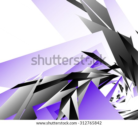 abstract digital art background