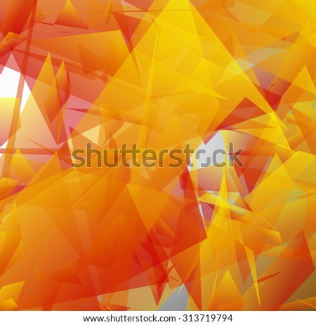 abstract digital art vector