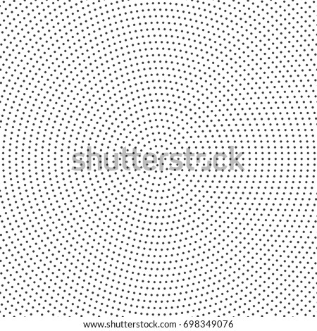 Abstract, dots background. Vector illustration Halftone texture