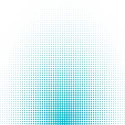 Abstract dotted background. Blue color