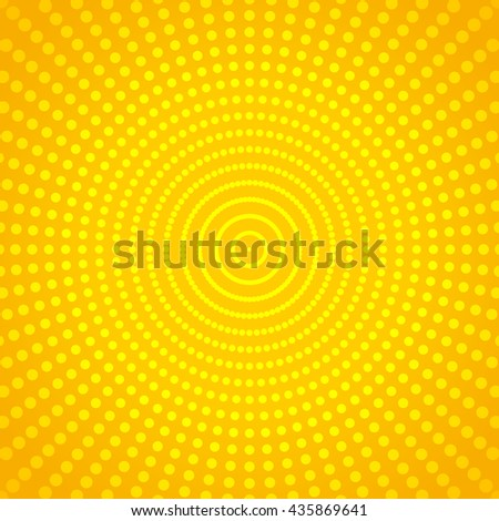 abstract dotted lines starburst