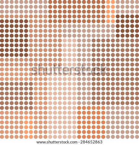 abstract dotted military brown