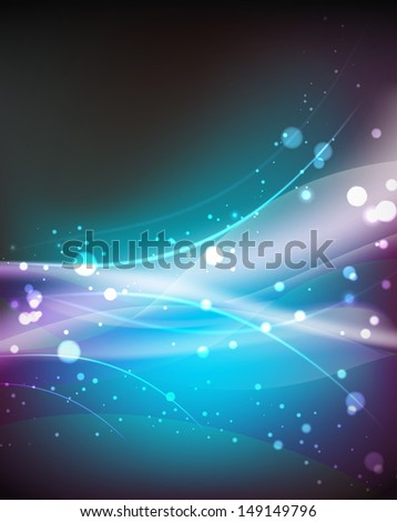 abstract dreamy background