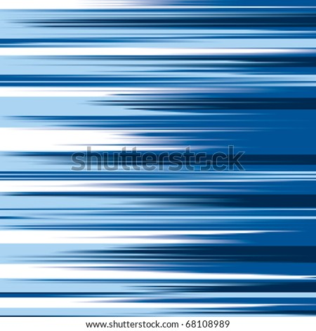 abstract dynamic template background with gradient stripes color of blue