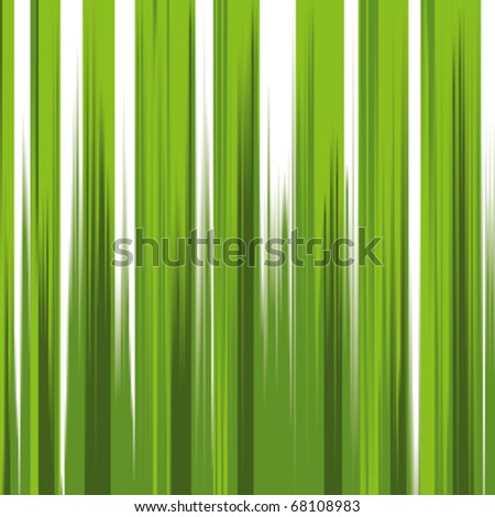 abstract dynamic template background with gradient stripes color of green