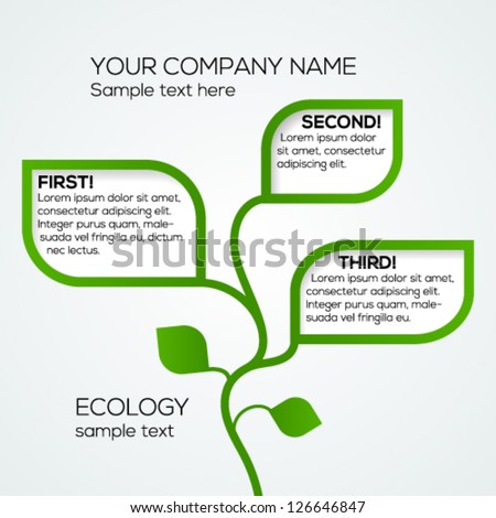 abstract ecology business