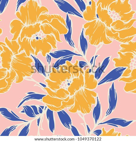 abstract elegance pattern with