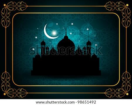 background vector arabian religious - photo #36