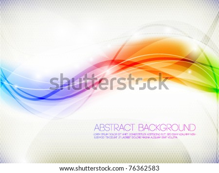 abstract eps10 background stock photo