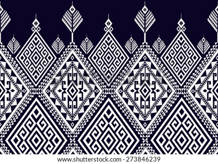 abstract ethnic geometric