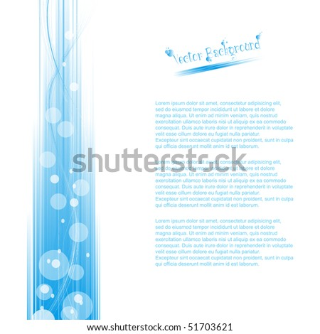 Abstract explosion background with bubbles.Vector illustration.