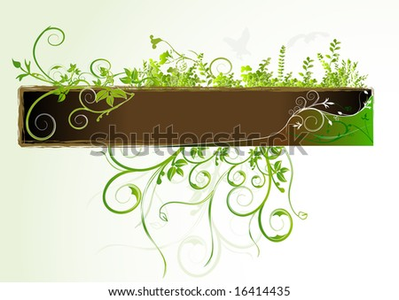 banner design background. vector design banner