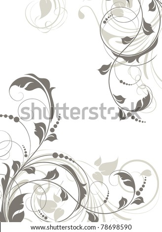 stock-vector-abstract-floral-illustration-for-design