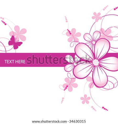 wallpaper flowers abstract. vector : Abstract flowers