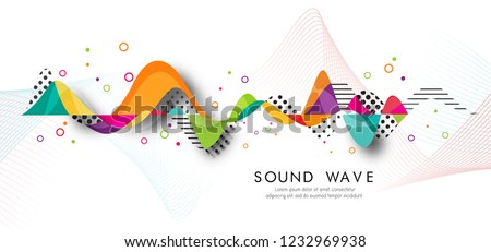Abstract Fluid creative templates with dynamic linear waves.cards, color covers set. Geometric design.Cool curl wave header element. Modern bright colors.
