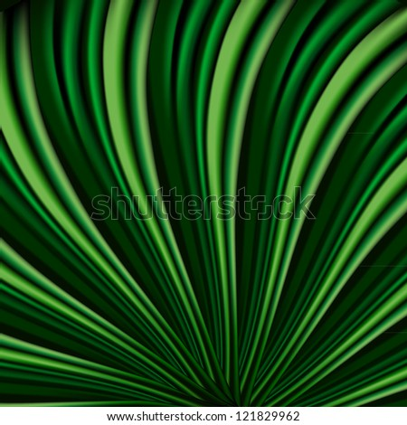 Abstract , futuristic wavy background. Vector.