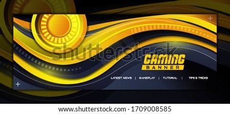 abstract gaming social media