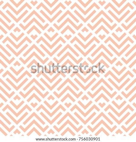 Abstract geometric beige vector pattern