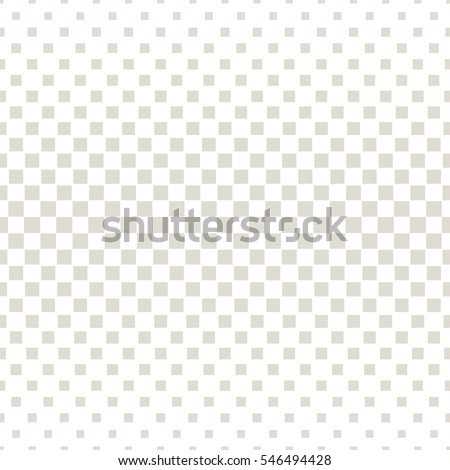 Abstract geometric hipster fashion halftone subtle square pattern