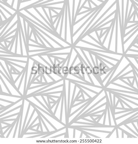 abstract geometric light vector
