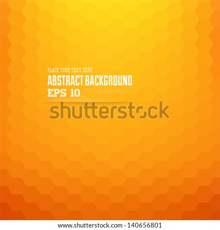 stock-vector-abstract-geometric-orange-background-for-design