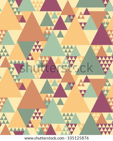 Abstract geometric pattern #3