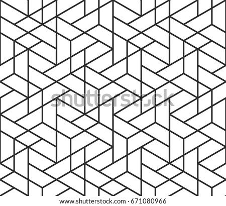 stock-vector-abstract-geometric-pattern-background-with-hexagonal-and-triangular-texture-black-and-white