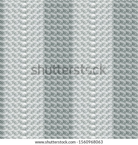 Abstract geometric pattern. Pattern can be used for wallpaper, cover fills, web page background, surface textures. Vector linen texture. #1560968063