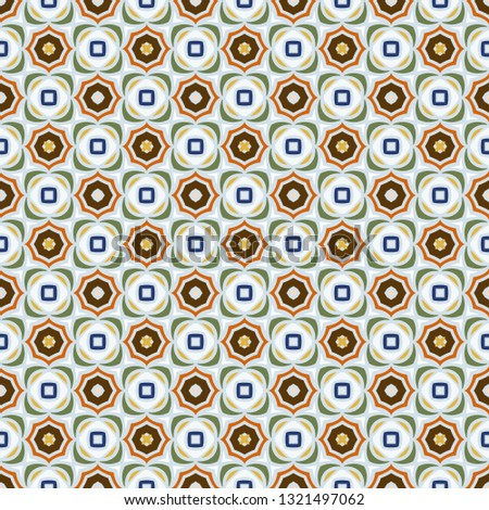 Abstract geometric pattern. Print, cloth design, wallpaper. Vector seamless pattern. #1321497062